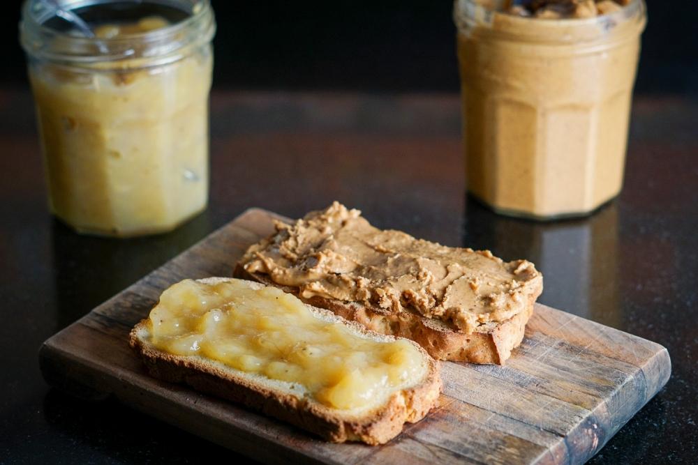 bourbon banana butter