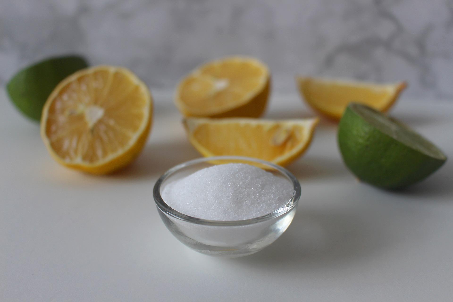 Citric Acid, Lemons and Limes