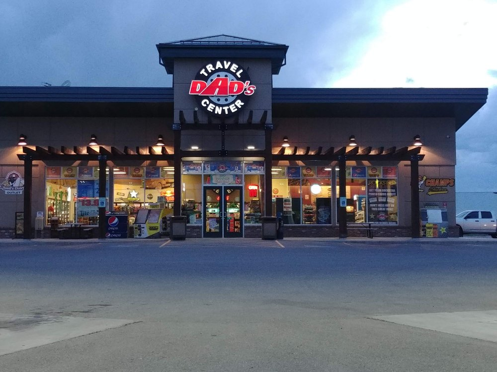 Dad's Travel Center Idaho