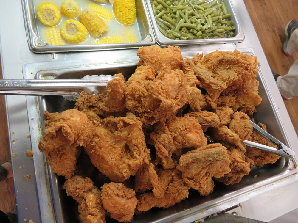 Mr D's Fried Chicken