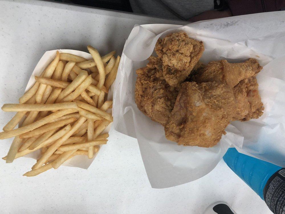Rollas Chicken Basket