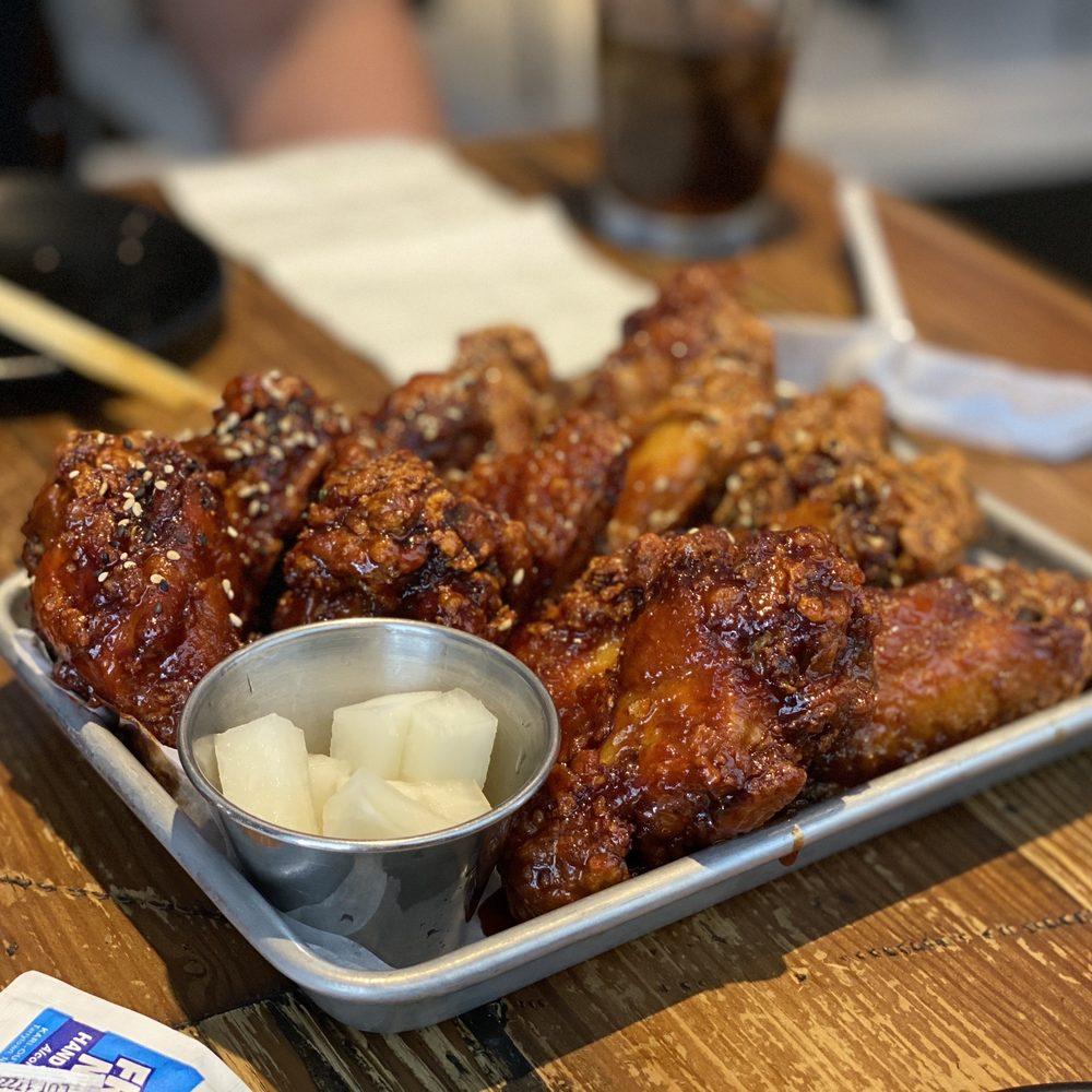 Den Den Korean Fried Chicken