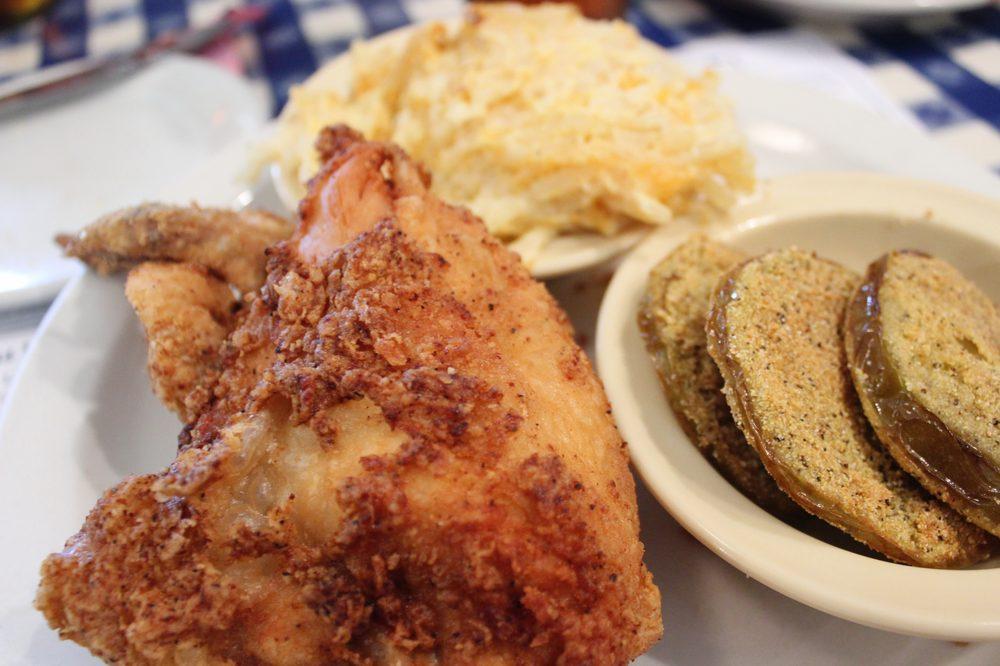 Fried Chicken Loveless