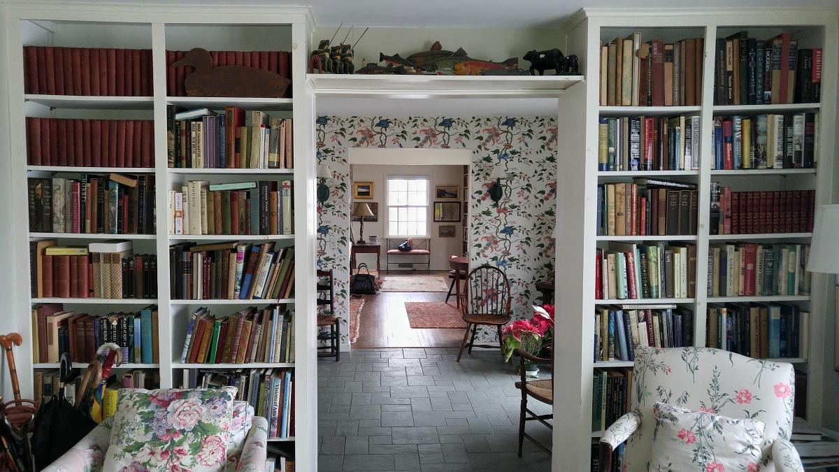 English country interior