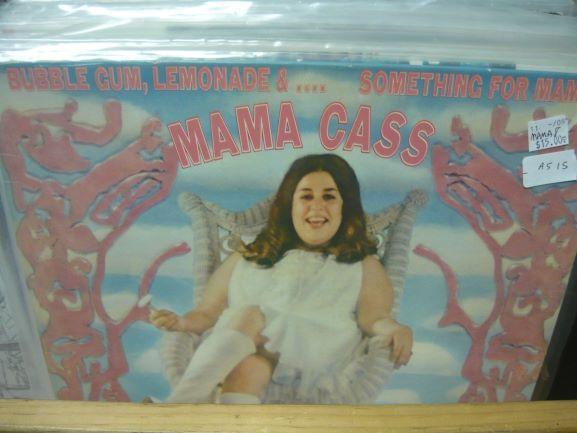 Mama Cass Album Cover