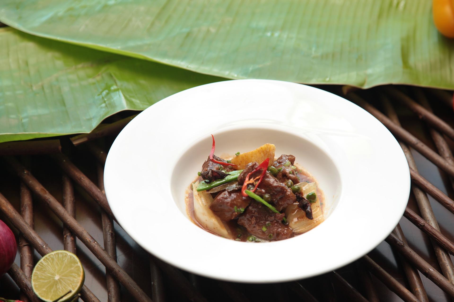 Velveted Filipino Beef