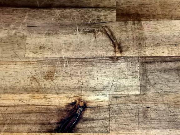 Hard Wood Counter