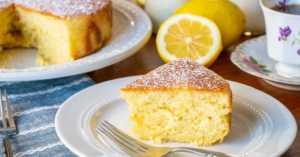 French Granny Cake (Gâteaux de Mamie)