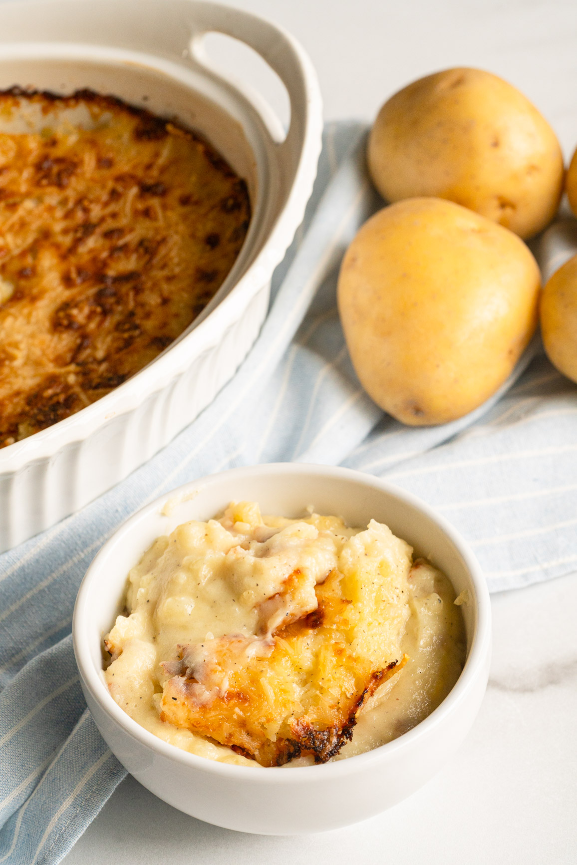 Chantilly Potatoes