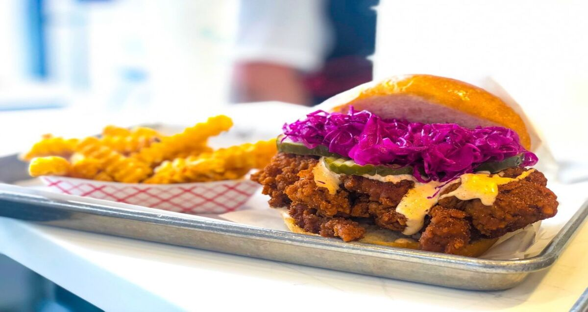 The 9 Best Chicken Sandwiches in the US