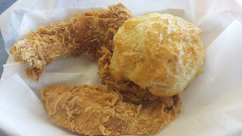 Churchs Chicken and Biscuits