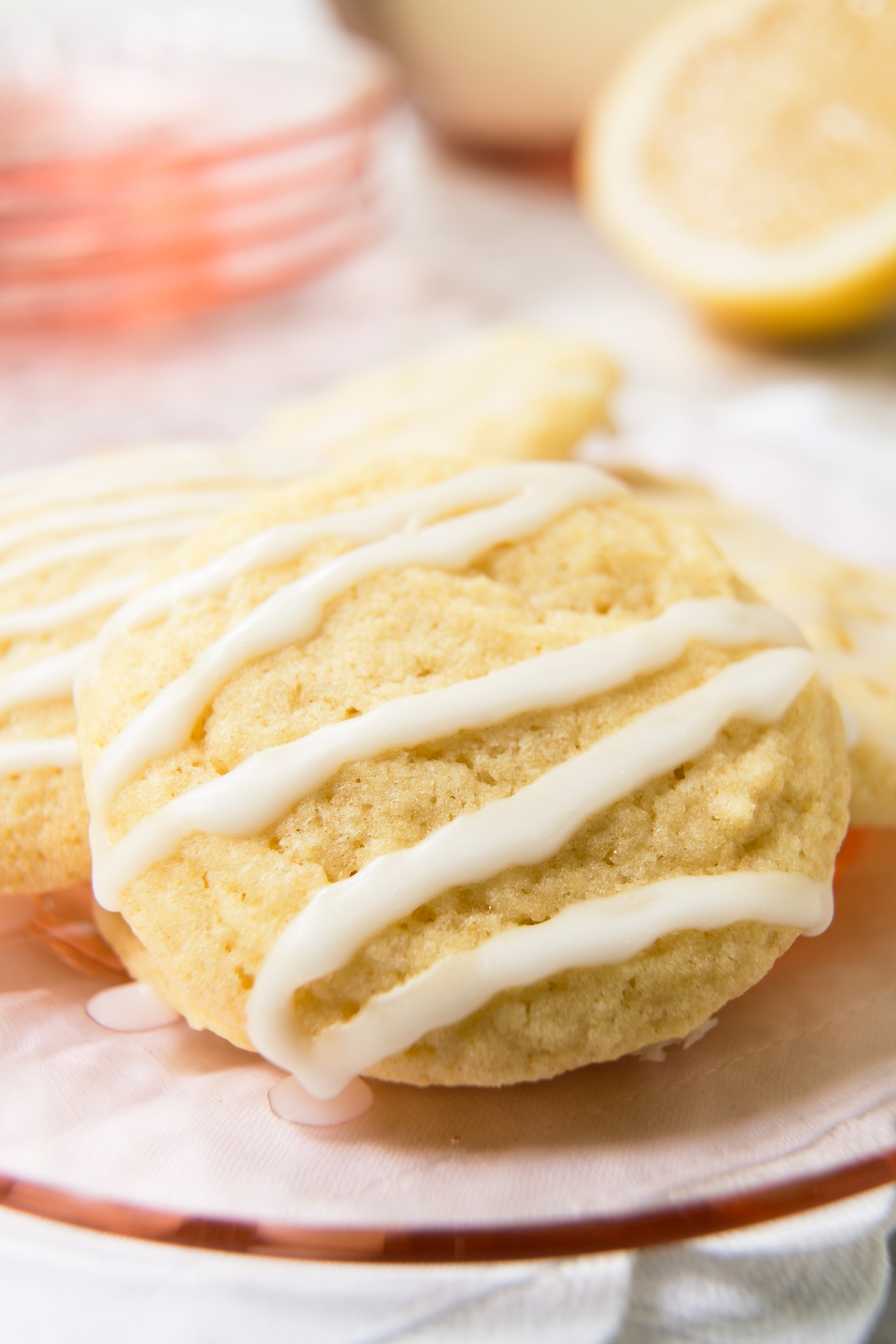 lemon ricotta cookies