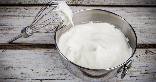 How To Make Whipped Cream From Olive Oil