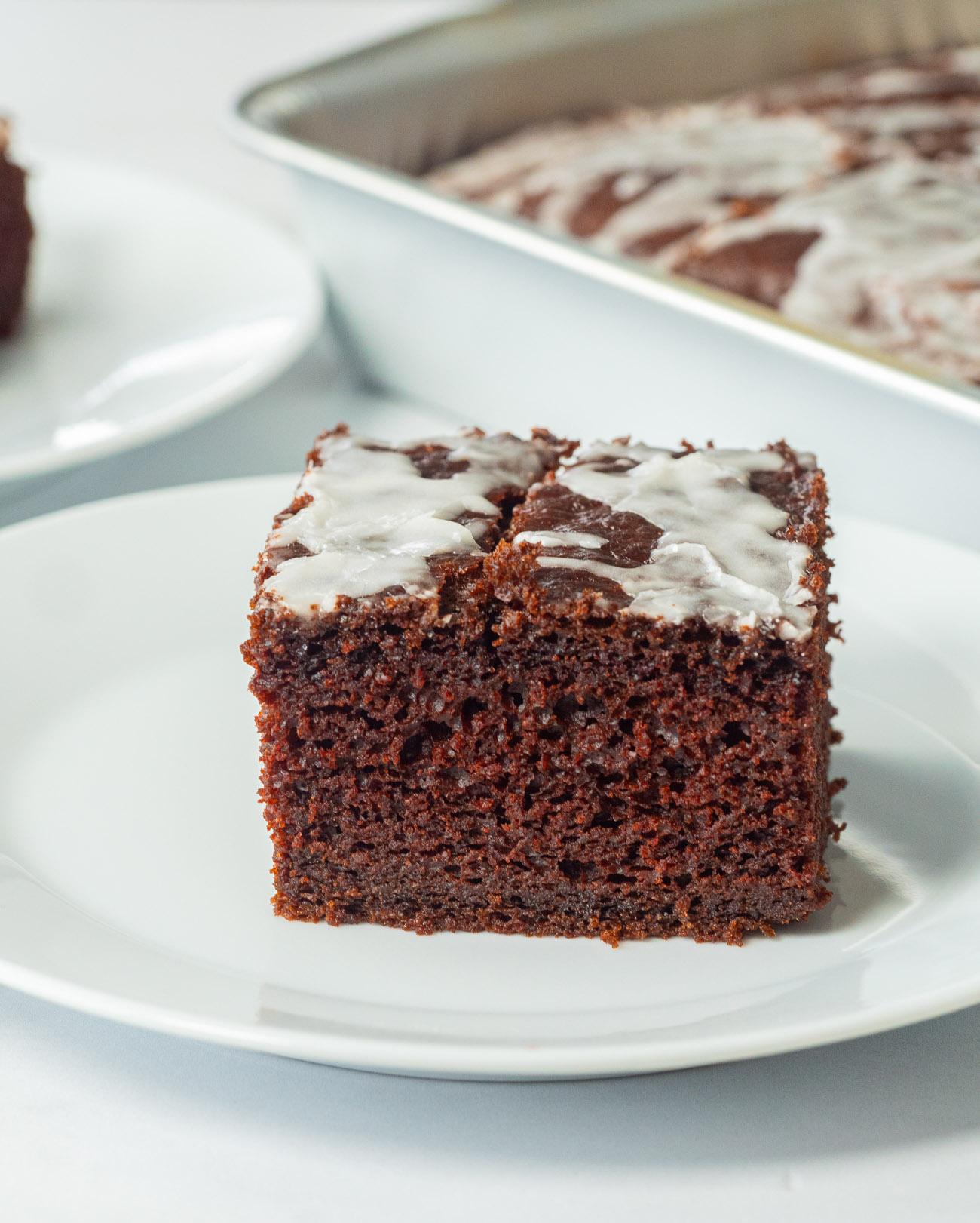 Nana's Devil Food Cake