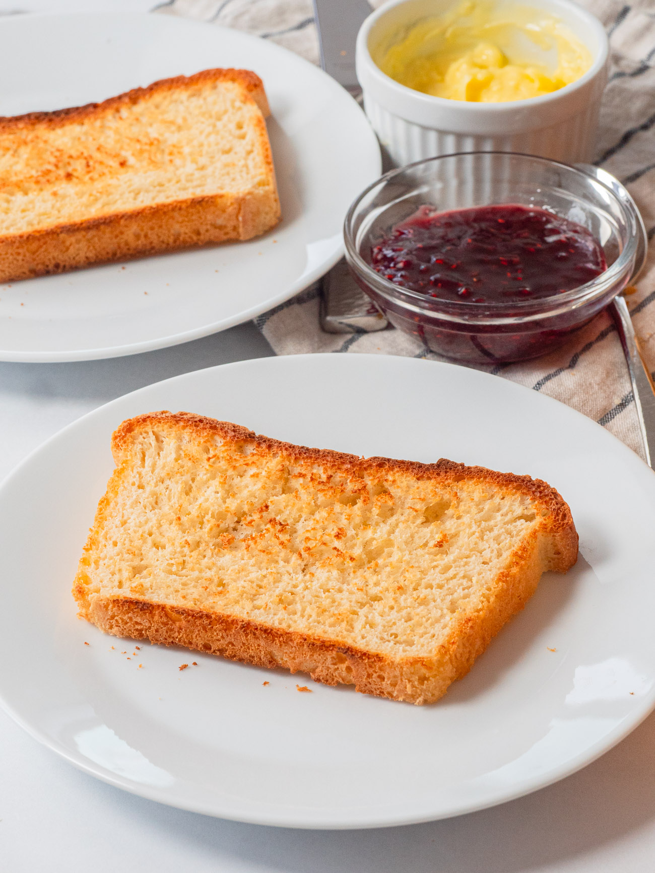 Traditional Salt-Rising Bread