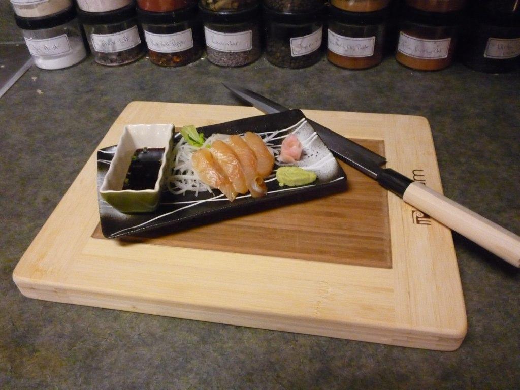 Yanagiba Sashimi Blade