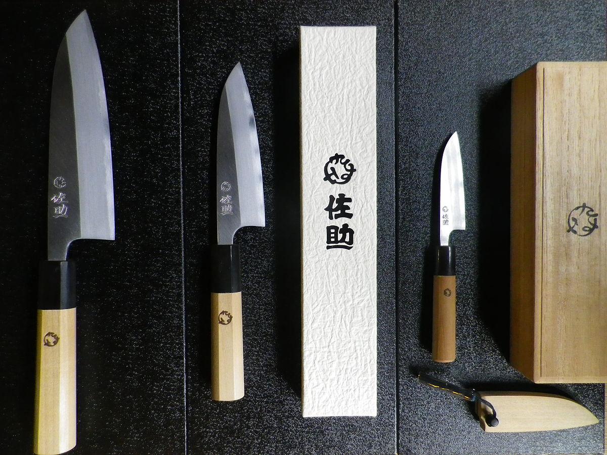 Bunka Chef's Knives