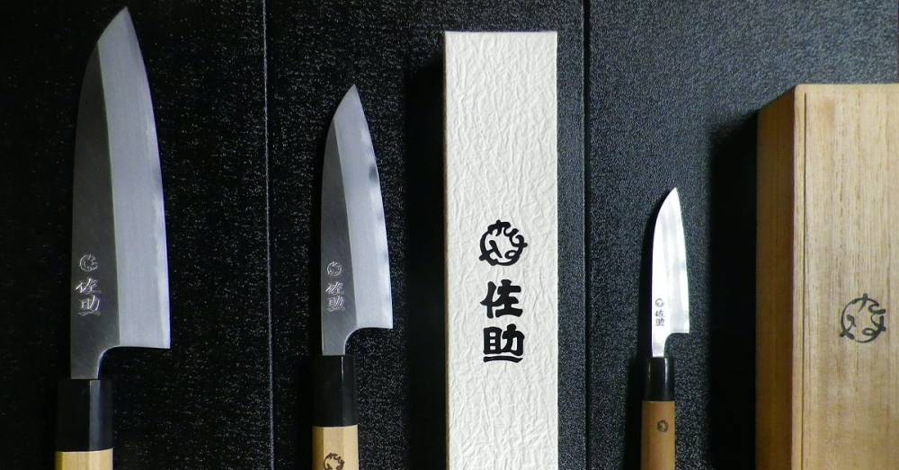 Japanese Kitchen Knives and Their Function