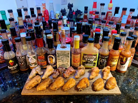 Hot Ones 2020 Collection