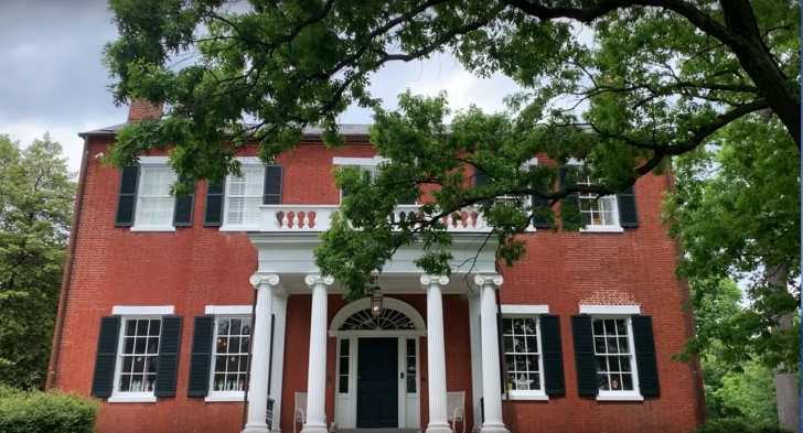 historic home in Washington DC