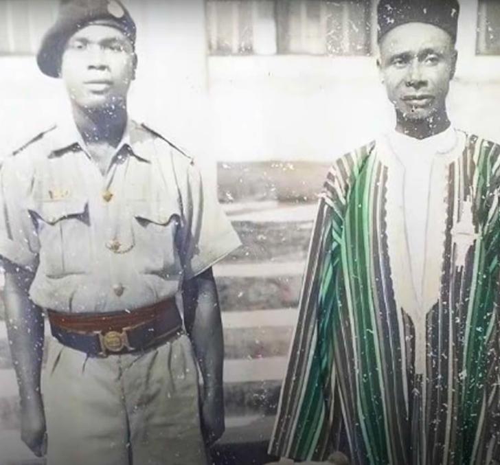 paramount chiefs in Sierra Leone