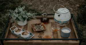 Tea Tray Kadarius Seegers