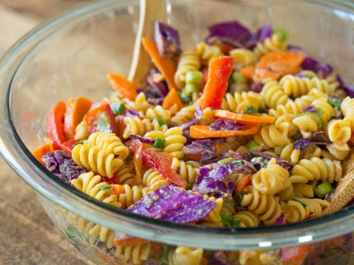 Thai-Pasta-Salad