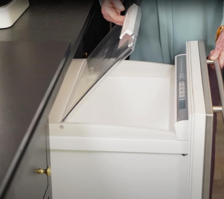 Martha Stewart countertop refrigerator