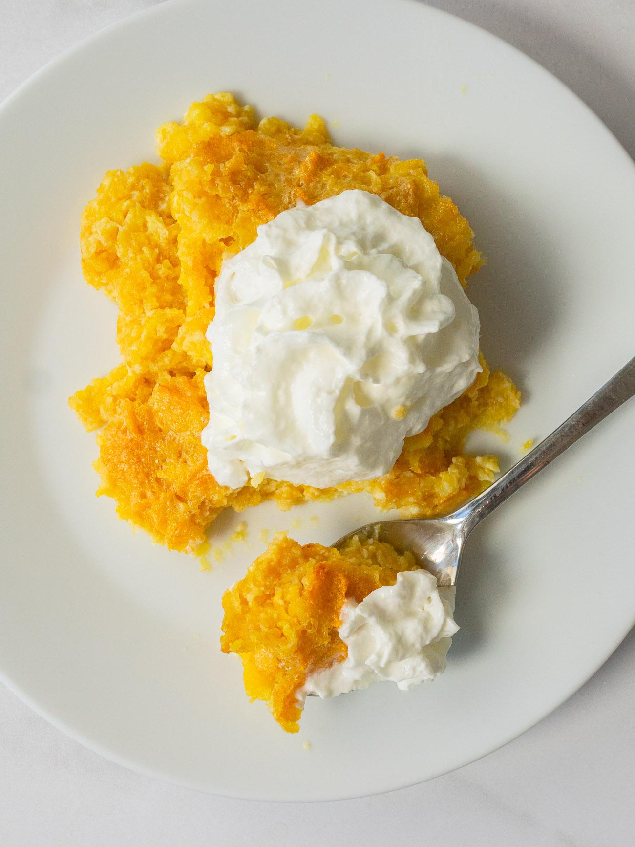 Grammie's Cornflake Pudding