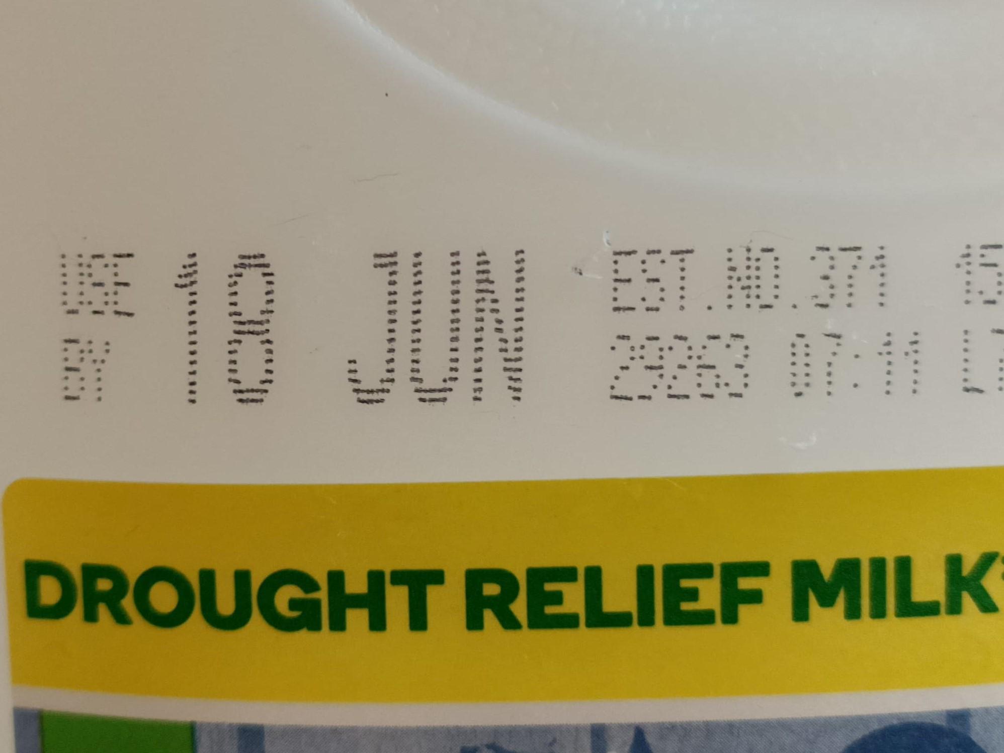 Milk Expiry