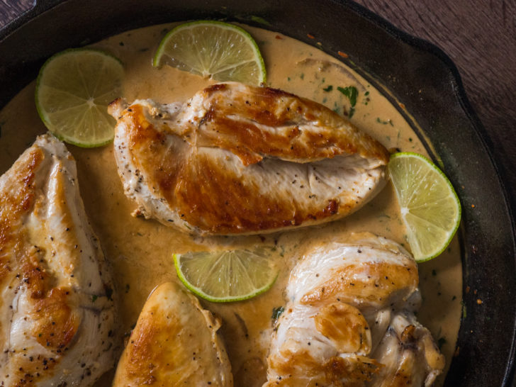 One-Pan-Coconut-Lime-Chicken