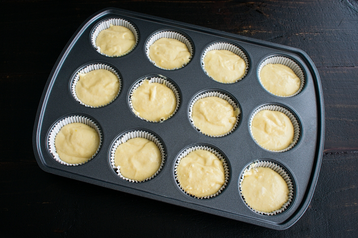 Mint Mojito Cupcakes