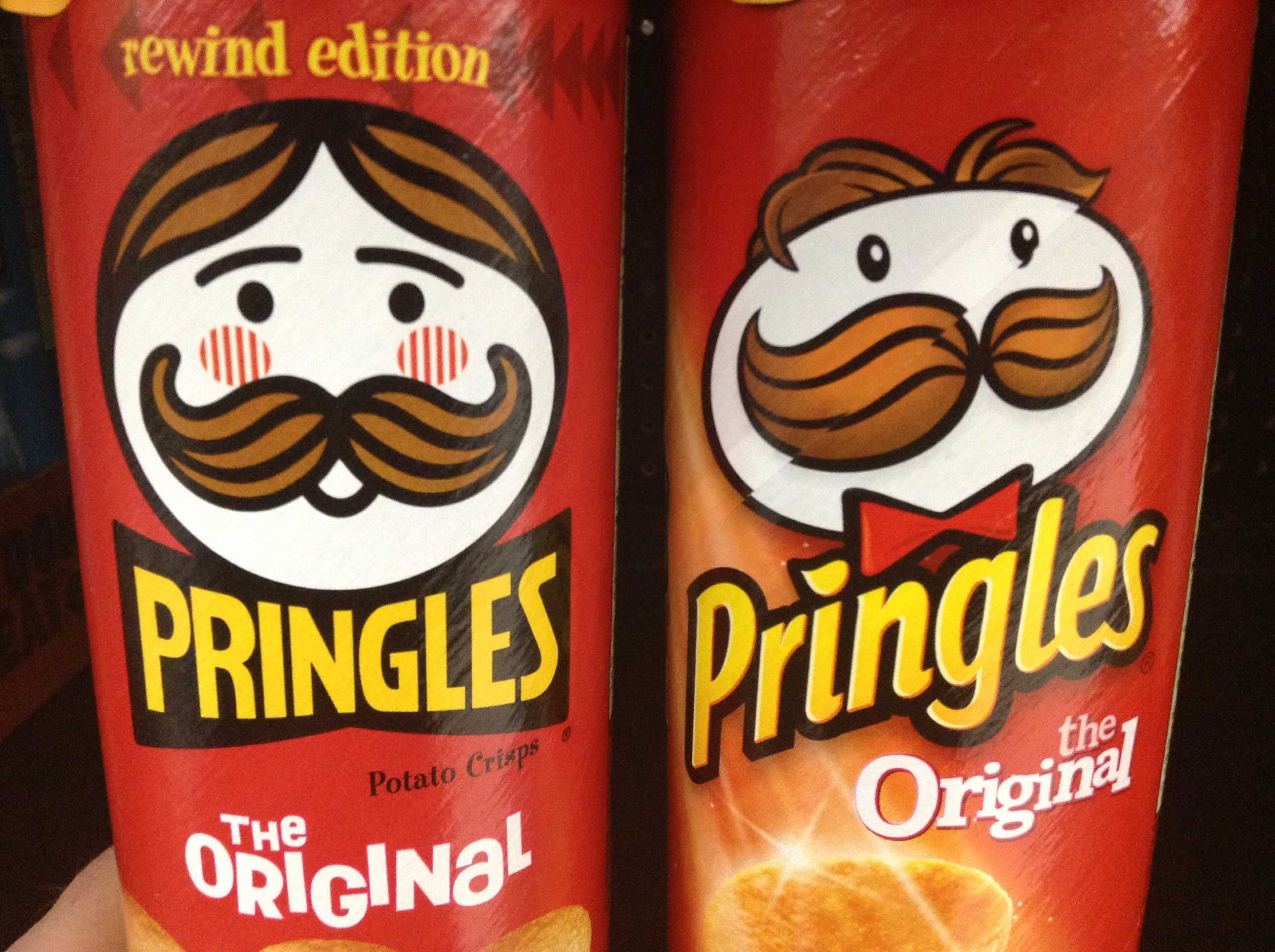 Pringles Cans