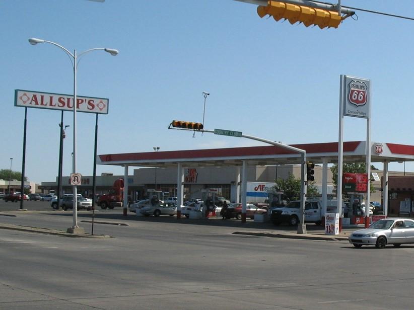 Allsup's Gas Station