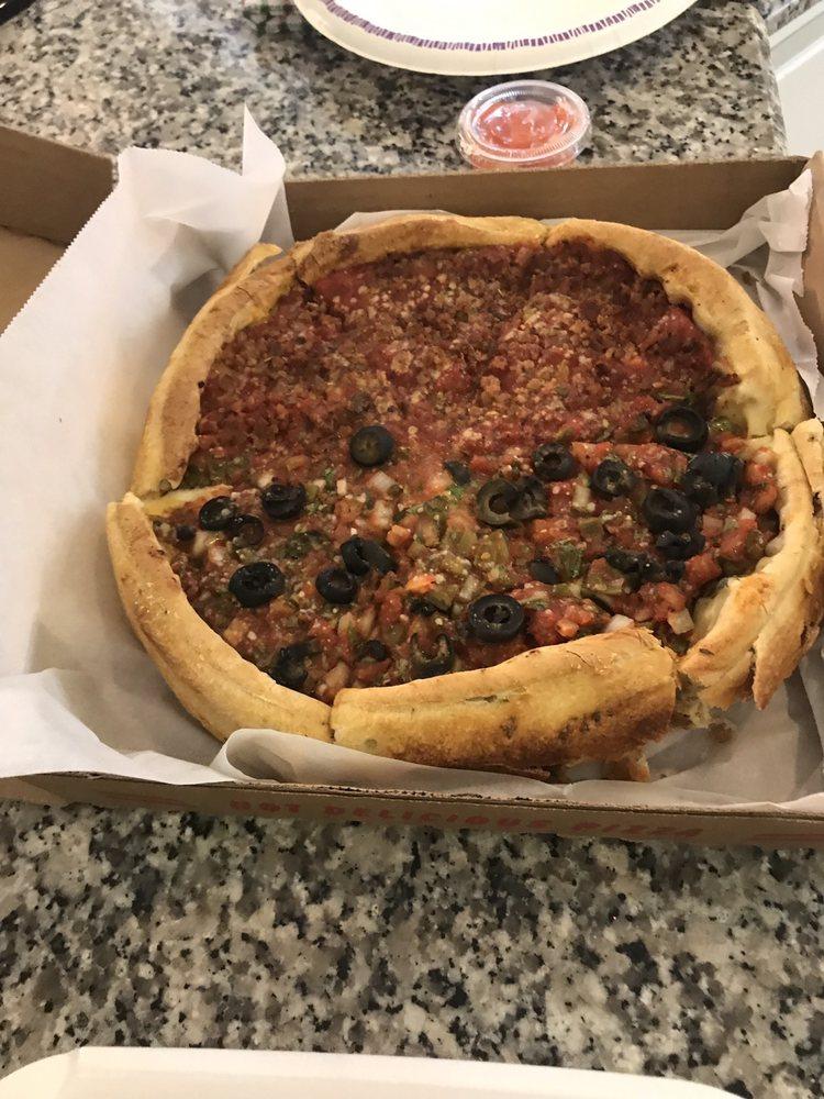 Tortuga's Pizza