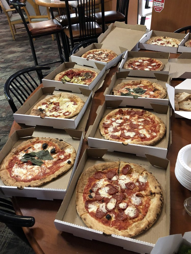 Cibo Pizza Party