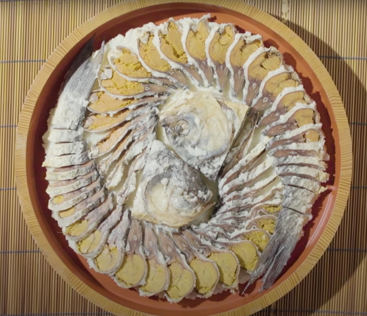 narezushi platter