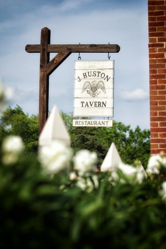 J Huston Tavern