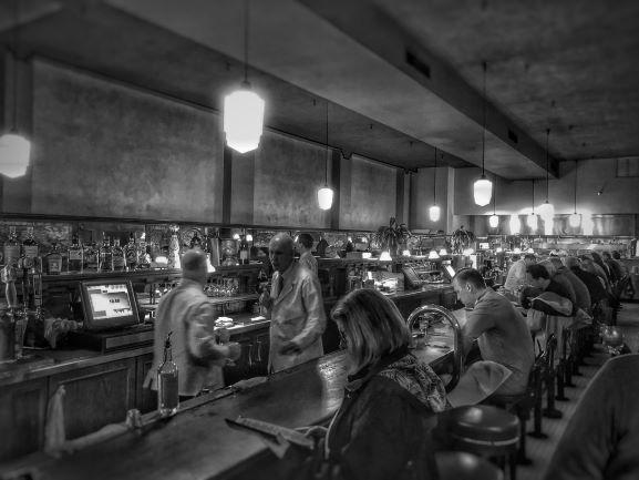 Tadich Grill Interior