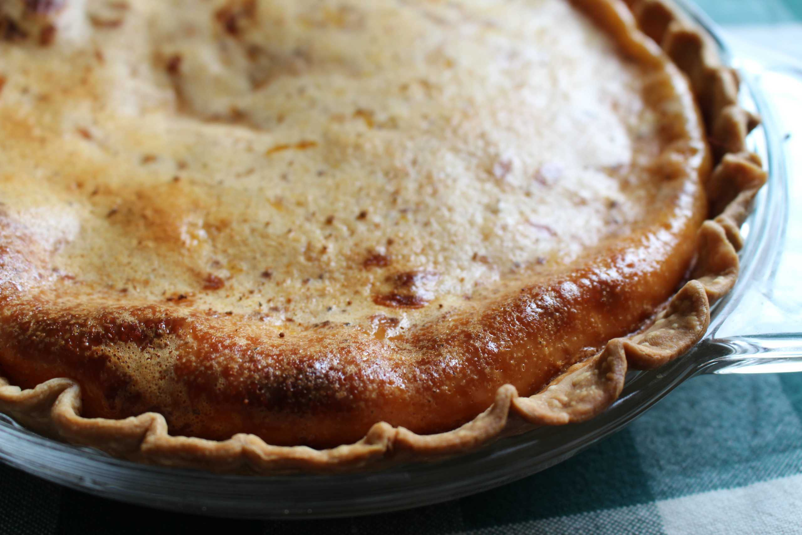 Egg Pie 1