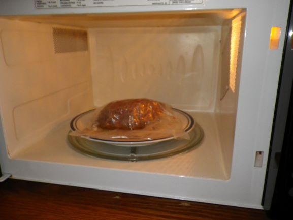 Microwave Thawing
