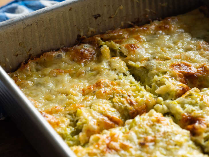 Brussles sprouts casserole