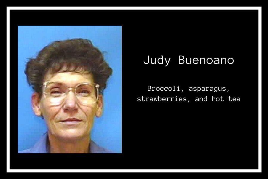 Judy Buenoano Final Meal
