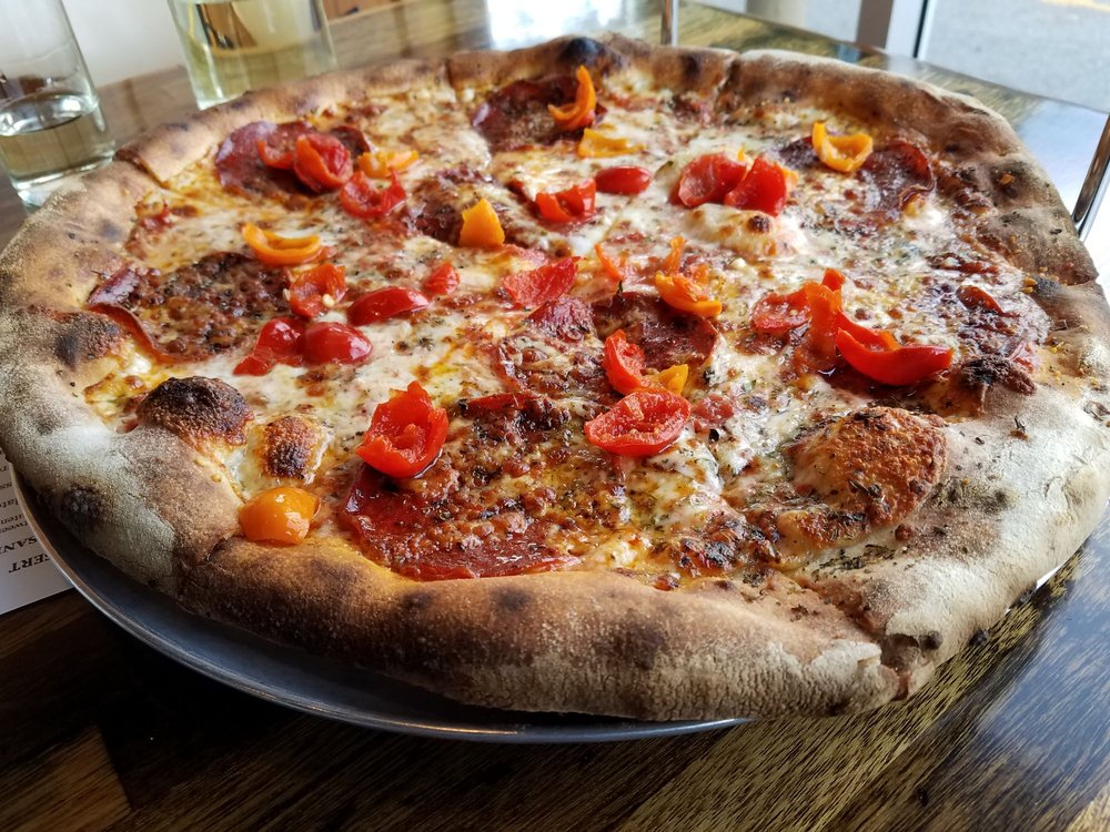 Wy'east Pizza