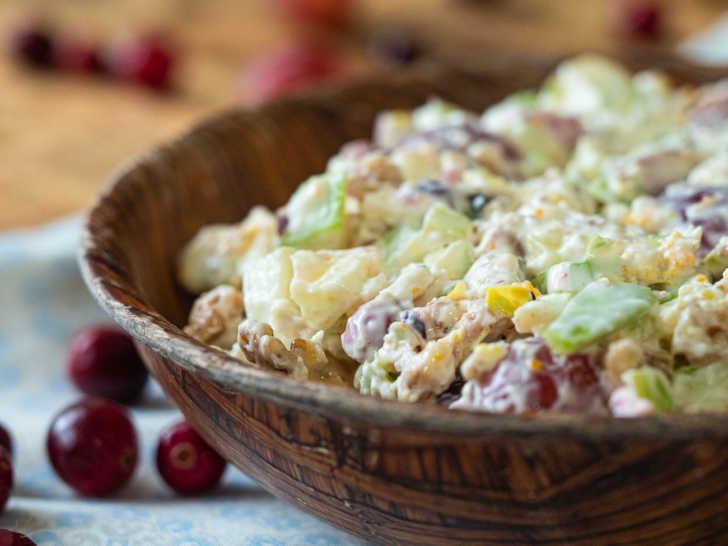 Cranberry-Waldorf-Salad