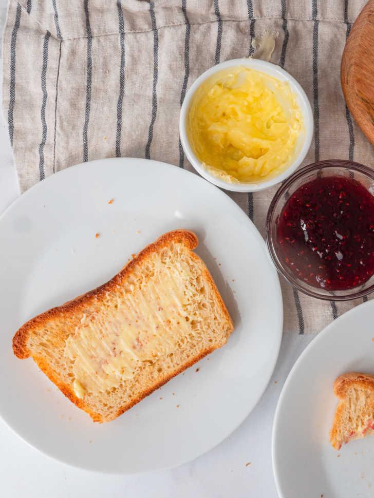 salt rising bread