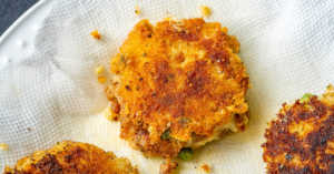 Frugal Fritters