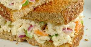Mango Chutney Chicken Salad