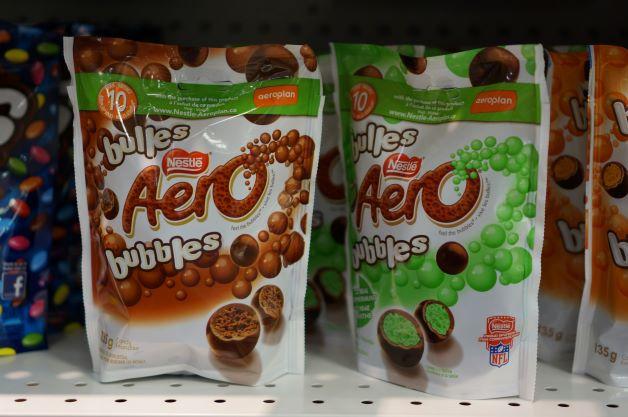 Aero Bubbles
