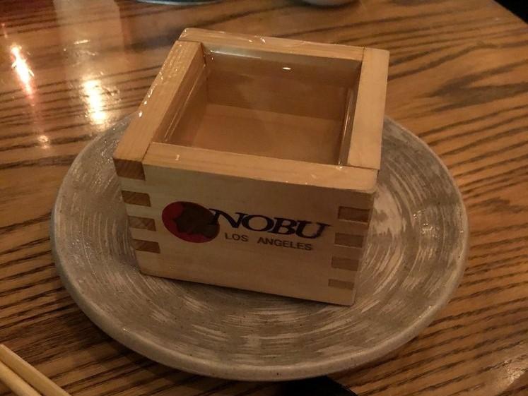 Nobu Sake
